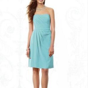After Six 6685....Strapless Dress....Spa...Sz 2 UK